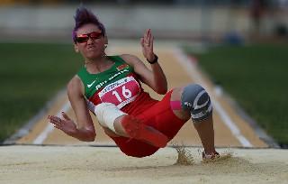 Samsun'da bayanlar uzun atlama yarışları 6