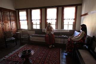Vezirköprü'de 250 yıllık ahşap konak turizmin hizmetinde 5