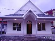 Bafrada Bir İlk : Mekân Prefabrik Amerikan Evleri