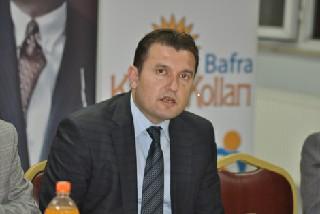 Bafra AK Parti 50. Daraltılmış İlçe Danışma Meclisi Toplantısı Yapıldı