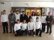 Bafra Fen Lisesi 5 Proje İle Kendini Kabul ettirdi