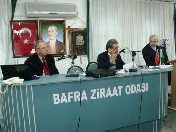 Kırmızı et Üreticiliği 2012 yılı Genel Kurul Toplantısı