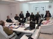 Bafra Fenerbahçeliler Derneği nden Sayın KATIRCIYA ziyaret
