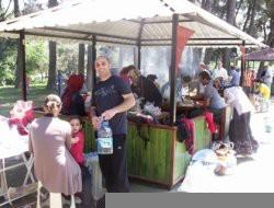 Bafralılar Güzel Havayı Değerlendirdi