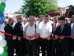 Bafrada Fındıkkale Turizm Hizmete Açıldı