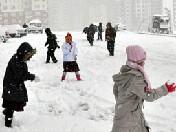 5 Mart 2012 Pazartesi Günü Okullara 1 Gün Kar Tatili