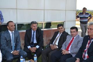 Galip Öztürk Bafrada