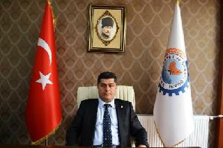 Bafra TSO Başkanı Göksel Başar'dan Hisarcıklıoğlu' na Destek