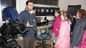 Bafra Fatih ilköğretim okulu planetaryum gezisi