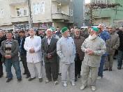 Bafradan 160 Kişi Umreye Uğurlandı