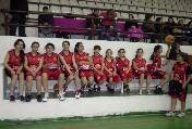 Bafraspor Basket Antrenman Yaptı: 65 - 10