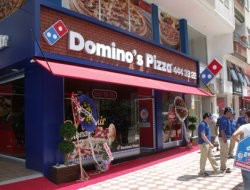 DOMİNOS PİZZA BAFRA'DA