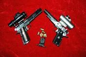 Bafra'da 2 Adet Ruhsatsız Silah Ele Geçirildi