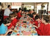 BAŞKAN ŞAHİN SCC BERLİN HENTBOL TAKIMI'NI AĞIRLADI