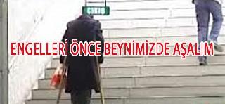 ENGELLERİ ÖNCE BEYNİMİZDE AŞMALIYIZ
