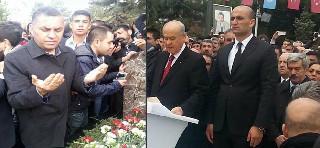 TÜRKAV BAFRA ŞUBESİ ANKARA'DA ALPASLAN TÜRKEŞ'İN VEFATININ  18. YILI ANMA PROĞRAMINDA