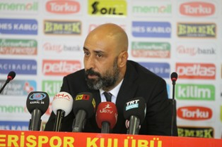 """TOLUNAY KAFKAS: """"KAYSERİSPOR'U HAK ETTİĞİ YERLERE GETİRECEĞİZ"""""""