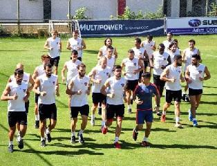 Gaziantepspor, Kayserispor Maçı Hazırlıklarına Devam Ediyor