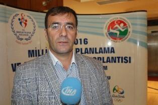 Milliler 2016 Rio Olimpiyatlarına Erzurum'dan Hazırlanıyor