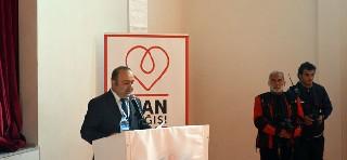 Bafra Türk Kızılay'ından Kan Bağışı Semineri