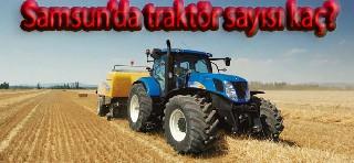 Şehrimizdeki traktör sayısı artıyor