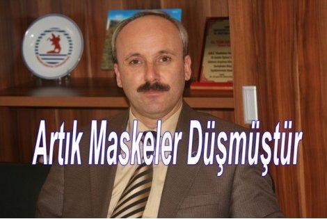 Bafra Türk Eğitim-Sen den açıklama