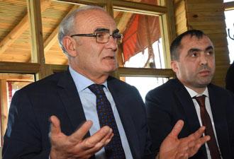 Büyükşehir Belediye Başkanı Yılmaz : ''Şehitlerimizi unutmayacağız''