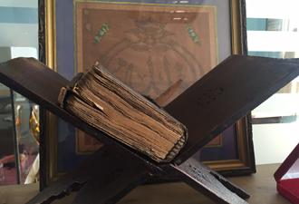 Tarihi camiiden 200 yıllık el yazması Kur'an-ı Kerim çalındı