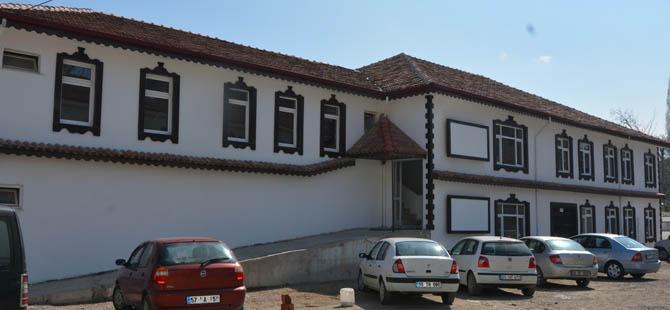 Alaçam milli eğitime yeni bina