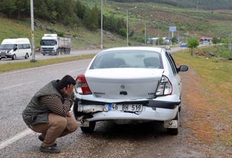 Zincirleme kaza : 8 yaralı