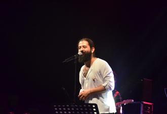 Koray Avcı Zonguldak'ta konser verdi