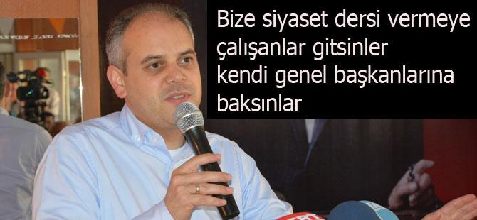 Bakan Kılıç; '7 seçim kaybeden genel başkanlar var''