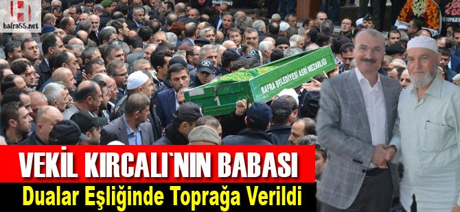 Mustafa Kırcalı son yolculuğuna uğurlandı