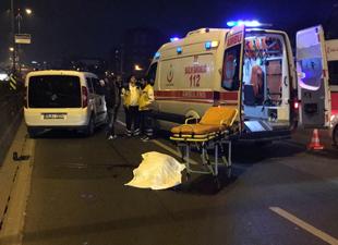 Otomobilin çarptığı anne ile 9 yaşındaki kızı hayatını kaybetti