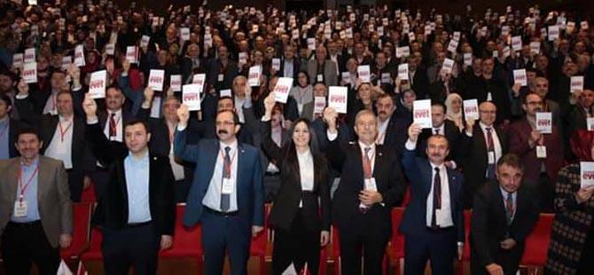MV. KIRCALI ANAYASA DEĞİŞİKLİĞİNİN FAYDALARINI AÇIKLADI