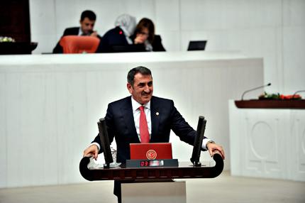 AK Parti Samsun Milletvekili Fuat Köktaş, gündeme ilişkin açıklamalarda bulundu.