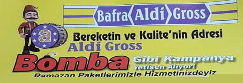 Aldi Gross`ta ramazan bereketi!