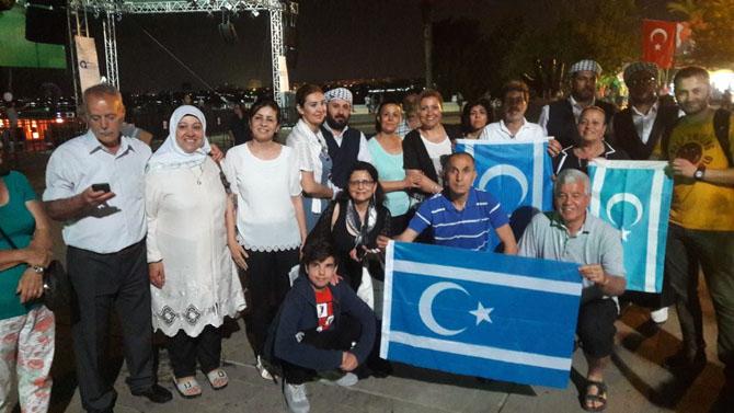 Ramazan Etkinliklerinde Kerkük Rüzgarı Esti