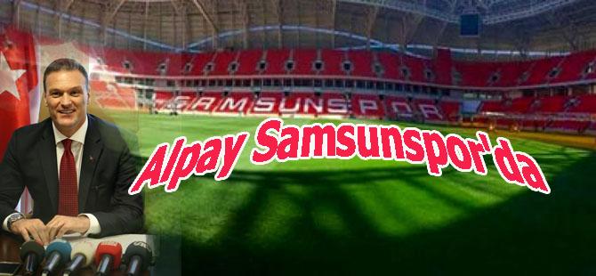Alpay Samsunspor'da