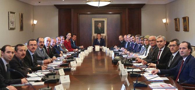 Samsun'da Medikal  sektörünün sorunları masaya yatırıldı