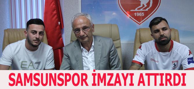 Samsunspor kaleci Furkan ile anlaştı