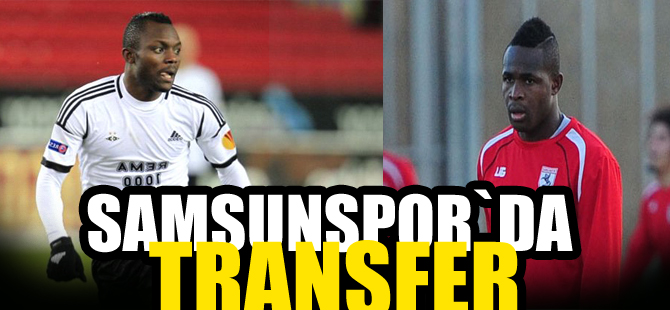 Samsunspor`da transfer
