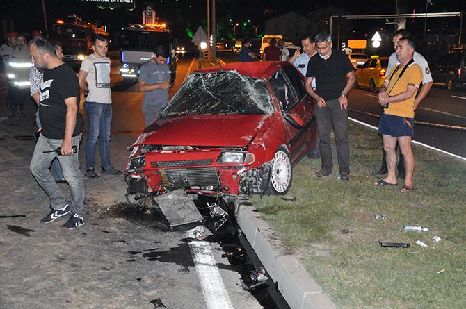 Trafik canavarı boş durmuyor 1 ölü