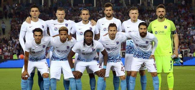 Trabzonspor: 2 - Deportivo Alaves: 0