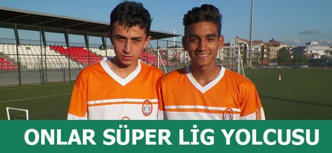 Karabükspor'dan Mevlanaspor'un iki yeteneğine davet