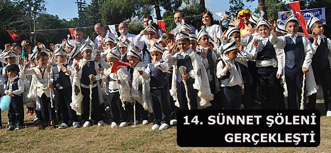 Bafra Belediyesi'nden Geleneksel 14. Sünnet Şöleni