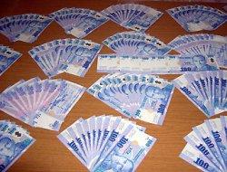 Bafrada Sahte Para Yakalandı 4 Gözaltı