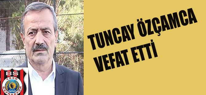 Eski Bafraspor Başkanı vefat etti