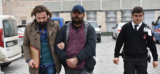 Samsun'da Uyuşturucu Zanlısı Serbest Bırakıldı
