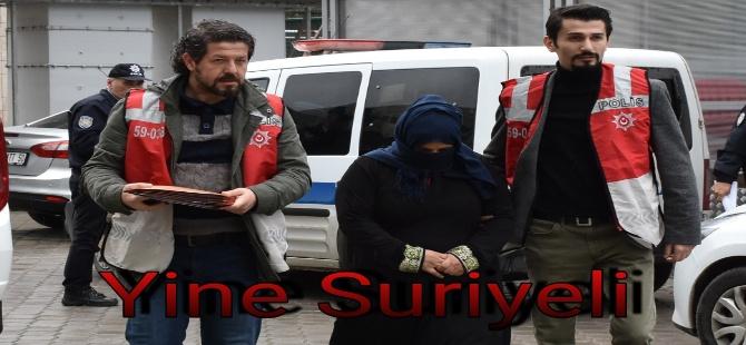Yine Suriyeli!